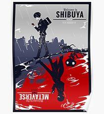 Shibuya/Metaverse Poster
