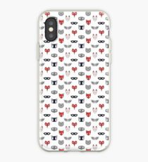 Beneath the Mask iPhone Case