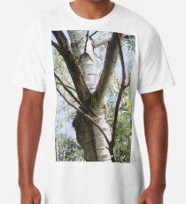 Graceful Birch Long T-Shirt