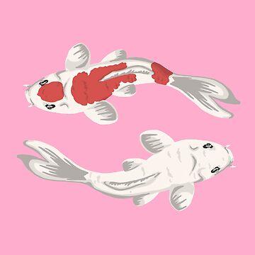 Koi #3 by VibrantVibe