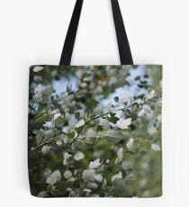 Shimmering Poplar Tote Bag