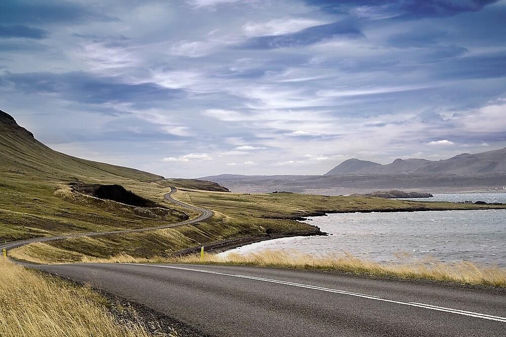 Hvalfjörður by hallimar