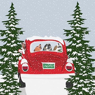 Winter Holiday Travel by VieiraGirl