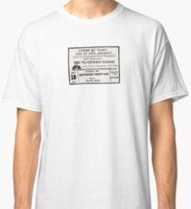 SNL Ticket Classic T-Shirt