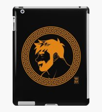 ADAM LIKES GREECE iPad Case/Skin