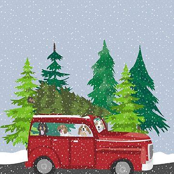 Christmas Tree Travel by VieiraGirl