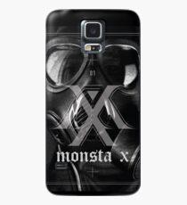 Monsta X Album Logo Case/Skin for Samsung Galaxy