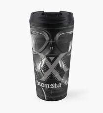 Monsta X Album Logo Thermobecher