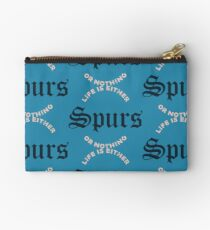 Spurs or nothing Studio Pouch