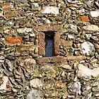 The Small Window, All Saints Church, Thornage by wiggyofipswich