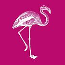 Flamingo by MissElaineous Designs