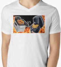 Fryer vs Airfryer Men's V-Neck T-Shirt