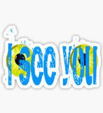 Avatar I See You Sticker