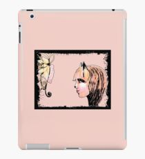 The Fox and The Grapes iPad Case/Skin