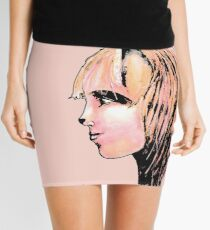 The Fox and The Grapes Mini Skirt
