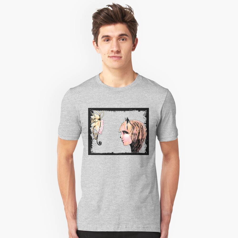 The Fox and The Grapes Slim Fit T-Shirt