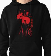 Lone Wolf and Cub Pullover Hoodie