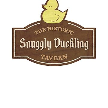 The Snuggly Duckling by joeymcelroy