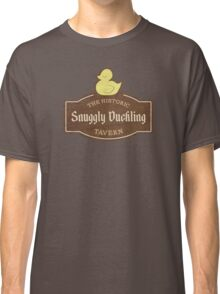 The Snuggly Duckling Classic T-Shirt