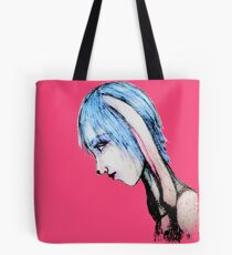 My Bunny Girl Tote Bag