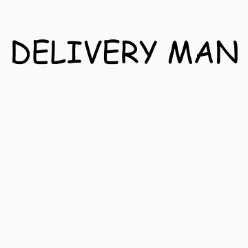 Delivery man by Sviz
