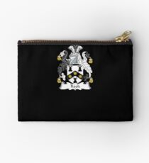 Rook Coat of Arms - Family Crest Shirt Studio Pouch