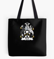 Rook Coat of Arms - Family Crest Shirt Tote Bag