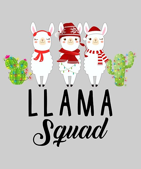 fd5999954 llama Christmas Squad