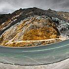 Technicolour Highway - Queenstown, Tasmania by Liam Byrne
