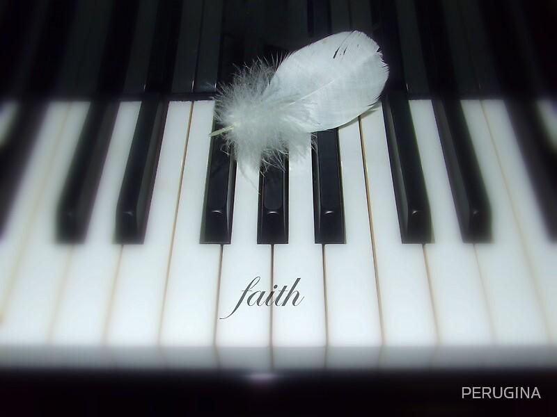 faith © 2009 patricia vannucci  by PERUGINA