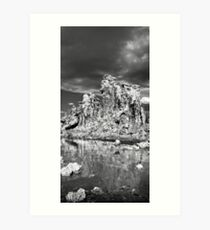 Tufa Towers 3 Art Print