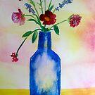 The Blue Bottle by Marita McVeigh