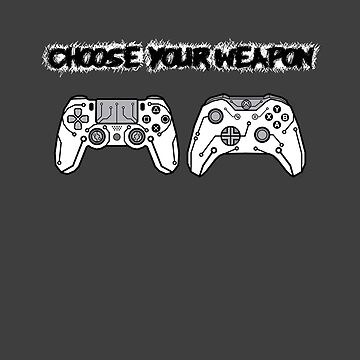 Choose your weapon by Caldofran