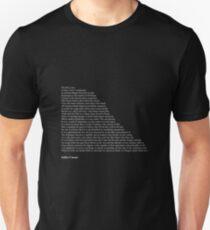 Julius Caesar Quotes Unisex T-Shirt