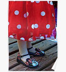 Mini Minnie Poster