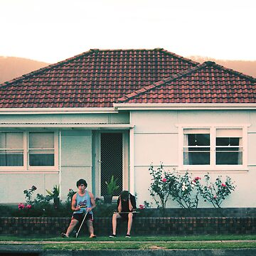 scenes from suburbia by jacktoohey