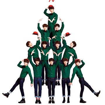 EXO XMAS by redkpopstore