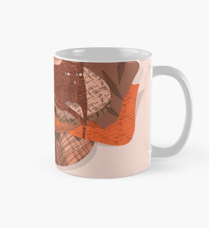 Nope - Lazy Red Cat Mug