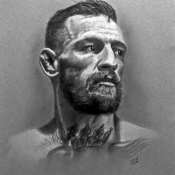 Conor McGregor by Jpwoody