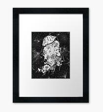 Lámina enmarcada Océano mágico: la medusa