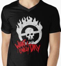 What a Lovely Day Men's V-Neck T-Shirt