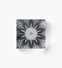 star achromatic  Acrylic Block