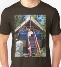 a colourful Palau landscape T-Shirt