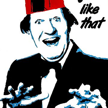 Tommy Cooper by Jpwoody