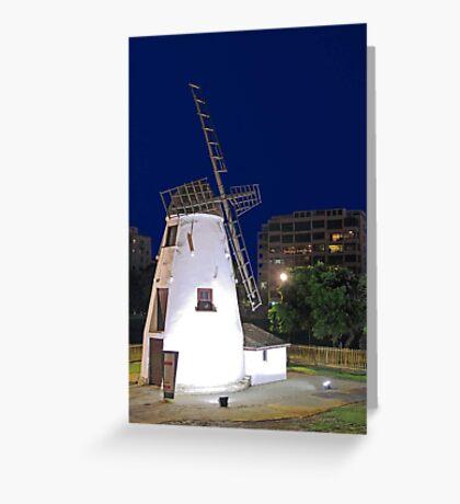Shenton's Mill - South Perth  Greeting Card