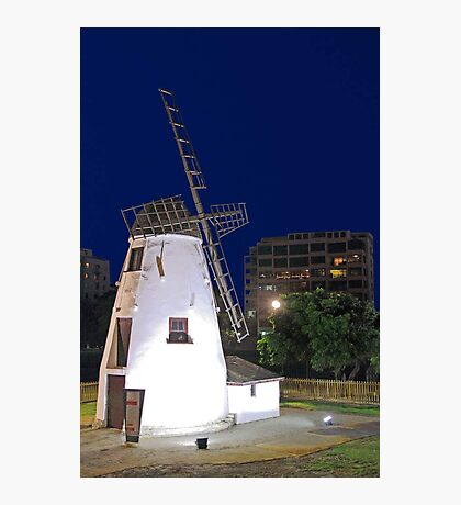 Shenton's Mill - South Perth  Photographic Print