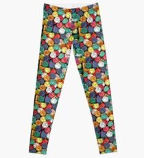 Multi-coloured emotions Leggings