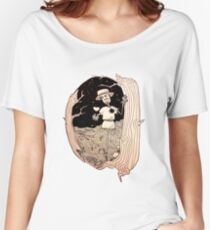 the lover puppet Women's Relaxed Fit T-Shirt