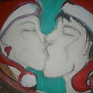 Christmas Kisses by Anthea  Slade
