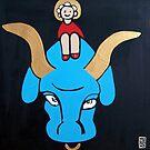 Taurus - Capricorn rising by limerick